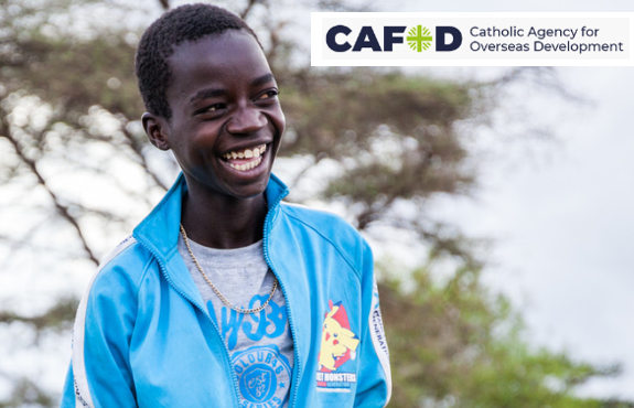 CAFOD Family Feast Day - Merged